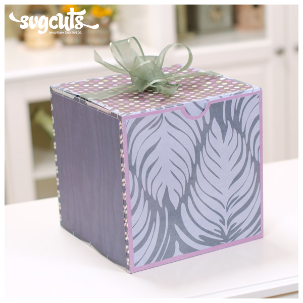 Classic Gift Boxes SVG Kit - Click Image to Close