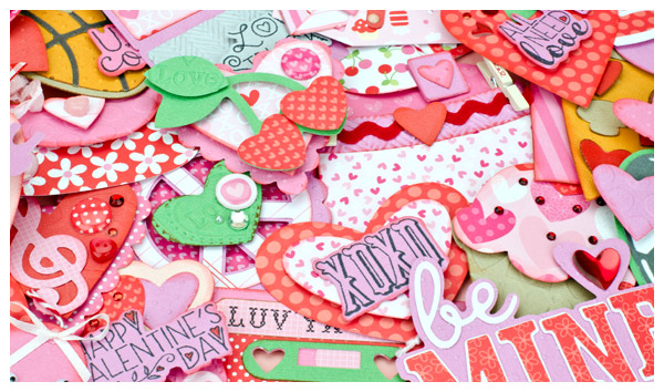 24 Valentines SVG Kit - Click Image to Close