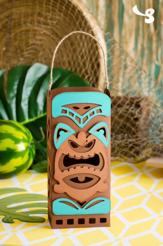Tiki Party SVG Kit - Click Image to Close