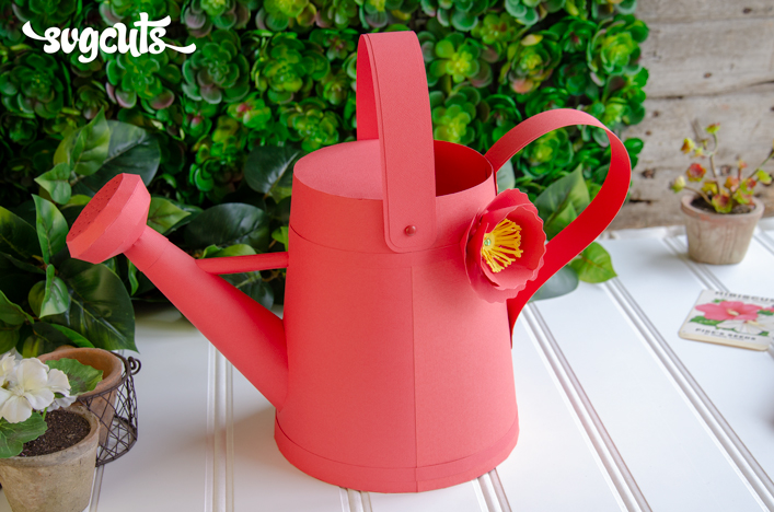 Watering Can - Click Image to Close