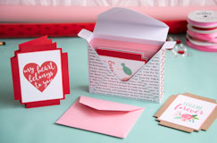 Love Letters SVG Kit