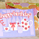Happy Birthday Cards SVG Kit