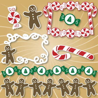 Holiday Treats SVG Collection