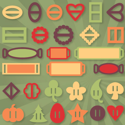 Buckles SVG Collection