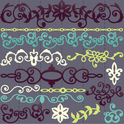Jacquelyn's Swirlies SVG Collection