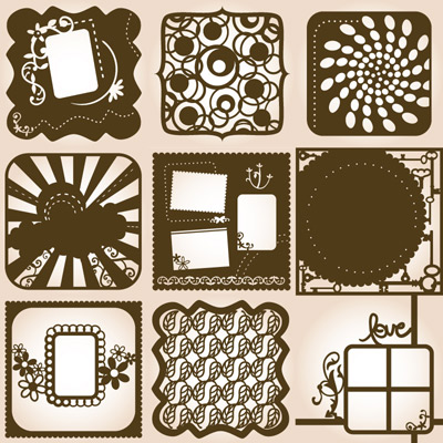 Mrs. Robinson's 12x12 Cuts SVG Collection