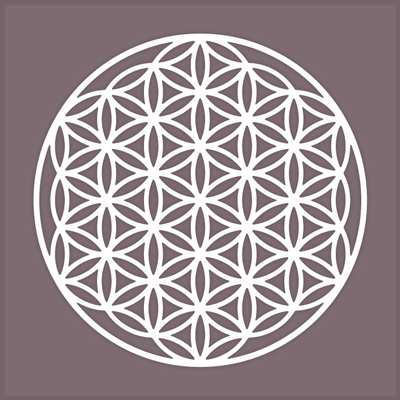 Flower of Life Symbol SVG