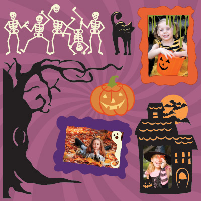 Halloween SVG Collection