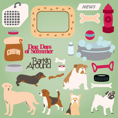 Doggie Pals SVG Collection Part 2