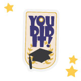 Graduation Cards and Tags SVG Kit