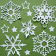 Snowflakes SVG Mini Pack