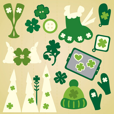 St. Patrick's Day Country Home SVG Collection