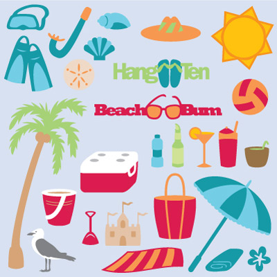 Beach Bum SVG Collection Part III