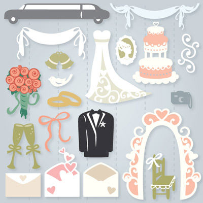 My Big Day SVG Collection