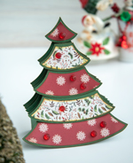 More Christmas Box Cards SVG Kit