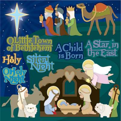 O Holy Night SVG Collection