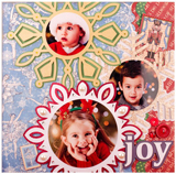 Clara's Christmas Eve SVG Kit