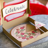 Pizza Box Card