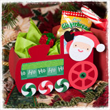 Santa's Train SVG Kit