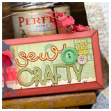 Sew Crafty SVG Kit