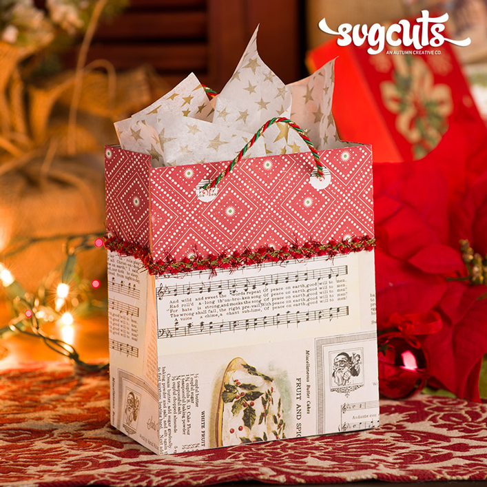 Simple Gift Bag - Medium