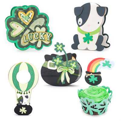 St Patrick S Day Svg Files For Cricut Silhouette Sizzix And Sure Cuts A Lot Svgcuts Com