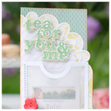Tea For You and Me SVG Kit
