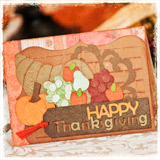 Thanksgiving Dinner SVG Kit