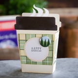 To-Go Coffee Box Card