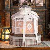 Winter Gazebo SVG Kit
