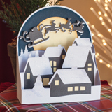 Yuletide Box Cards SVG Kit